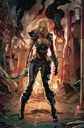 Robyn Hood Vigilante #6 (Of 6) Cvr A White