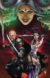 Shang #2 (Of 3) Cvr A Krome