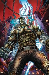 Van Helsing Vs League Monsters #3 Cvr D Tolibao