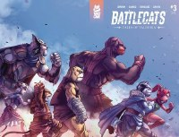 Battlecats Tales Of Valderia #3 (Of 4)