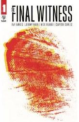 Final Witness #1 (Of 5) Cvr D #1-5 Pre-Order Bundle Ed