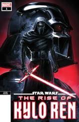 Star Wars Rise Kylo Ren #1 (Of 4) 2nd Ptg Crain Spot Color V
