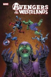 Avengers Of The Wastelands #4 (Of 5)