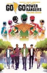 Go Go Power Rangers Tp Vol 07 (C: 1-1-2)