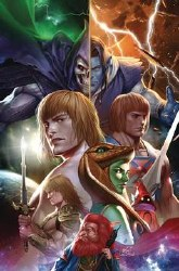 He Man And The Masters Of TheMultiverse #6 (Of 6)