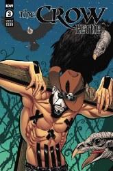 Crow Lethe #3 (Of 3) Cvr B Seeley