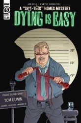 Dying Is Easy #5 (Of 5) Cvr B Rodriguez (Note Price)