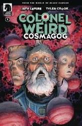 Colonel Weird Cosmagog #1 (Of 4) Cvr A Crook