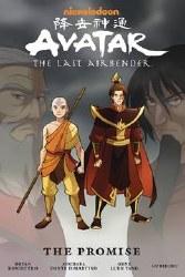 Avatar Last Airbender Omnibus Tp The Promise (C: 1-1-2)
