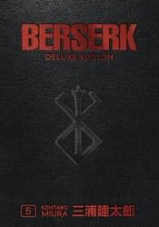 Berserk Deluxe Edition Hc Vol 05 (Mr) (C: 0-1-2)