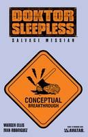 Doktor Sleepless #12 Warning Sign Var (Mr)