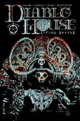 Diablo House Spring Scares Cvr A Friend (C: 0-1-2)