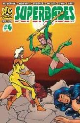 Superbabes Starring Femforce #4