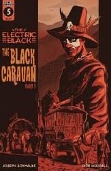 Electric Black #5