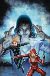 Red Agent Island Of Dr Moreau #5 (Of 5) Cvr A Vigonte