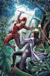 Red Agent Island Of Dr Moreau #5 (Of 5) Cvr B Vitorino