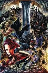 Van Helsing Vs League Monsters #4 Cvr A Whtie