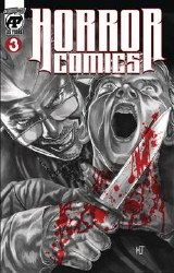 Horror Comics #3 Main Cvr