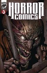 Horror Comics #3 Skin(Less) Cell Var Cvr