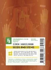 Seeds & Stems Gn Megg & Mogg (Mr) (C: 0-1-2)