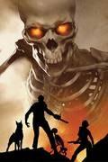 Death To Army Of Darkness #4 Oliver Ltd Virgin Cvr