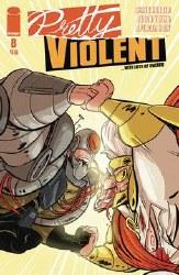 Pretty Violent #8 (Mr)