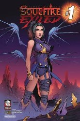 Soulfire Exiled #1 Cvr A Gunderson