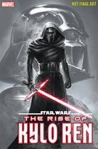 Star Wars Rise Kylo Ren #1 (Of 4) 3rd Ptg Crain Var