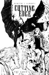 Cutting Edge Sirens Song #1 Cvr C Guice B&W (Mr)