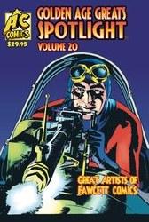Golden Age Greats Spotlight Vol 20