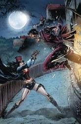 Van Helsing Vs League Monsters #5 Cvr B White