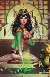 Van Helsing Vs League Monsters #5 Cvr C Dooney