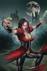 Van Helsing Vs League Monsters #5 Cvr D Vigonte