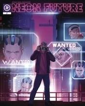 Neon Future Vol 2 #2 (Of 6) Cvr B Lau & Maze Studio