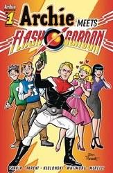 Archie Meets Flash Gordon Oneshot Cvr A Parent