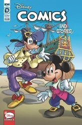 Disney Comics And Stories #14 Cvr A Perina (C: 1-0-0)