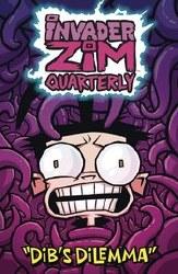 Invader Zim Quarterly #2 Cvr A Wucinich