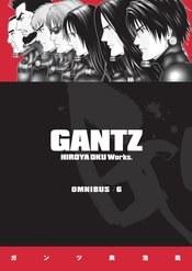 Gantz Omnibus Tp Vol 06 (C: 1-1-2)