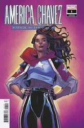 America Chavez Made In Usa #1(Of 5) Torque Var