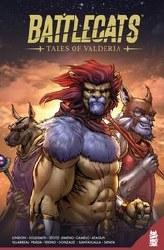 Battlecats Tales Of Valderia Tp Vol 01 (C: 0-0-1)