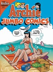 Archie Jumbo Comics Digest #311