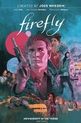 Firefly New Sheriff In Verse Hc Vol 01 (C: 0-1-2)