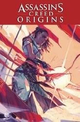 Assassins Creed Origins Dlx Edition Hc