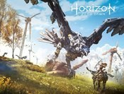 Horizon Zero Dawn #1 Cvr B Game Art Wrap
