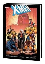 X-Men By Chris Claremont & Jim Lee Omnibus Hc Vol 01 New Ptg