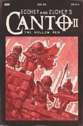 Canto Ii Hollow Men #1 (Of 5) 10 Copy Incv Bishop (Net)