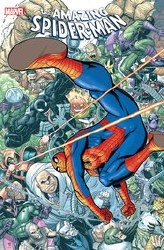 Amazing Spider-Man #49 Bradshaw Var