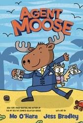 Agent Moose Gn Vol 01 (C: 0-1-1)