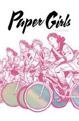Paper Girls Dlx Ed Hc Vol 03