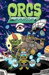 Orcs In Space Tp Vol 01 (Mr)